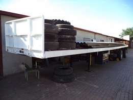 Afrit 3 Axel Top TRI Semi Trailer for sale
