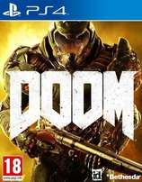Doom PS4 *Brand New*