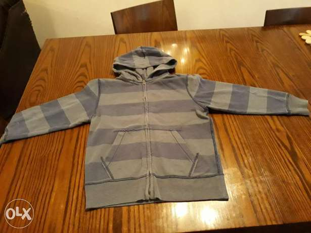 Boy's jacket size 7-8 years