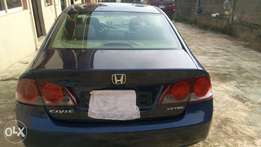 Honda civic 07. This car is in good working condition,bought brand new