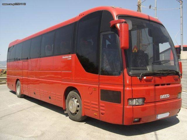 Iveco GREEK LICENCE + EUROCLASS HDH - 1995