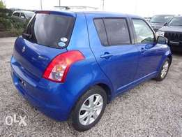 Suzuki Swift, Blue