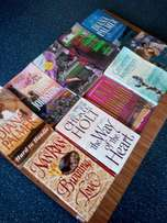 Novels for sale at N300 for each(bulk available)