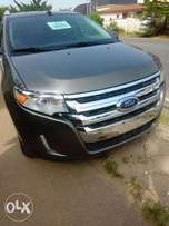 Clean 2013 ford edge