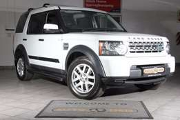 2013 Land Rover Discover 4 TDV6 XS Only 66 000km
