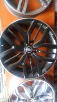 Alloy rims size 20 Ranger's Rover and also for other cars