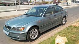 2006 BMW 3 Series 318i Still In A Very Good Condition For Sale