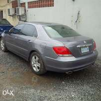 Registered neatly used 07/08 Acura RL