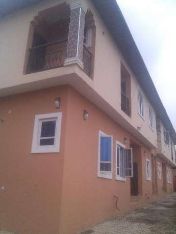 2 block of 2 bedroom duplex for sale at omole extension olowora Ojodu - image 1
