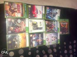 xbox games to swop