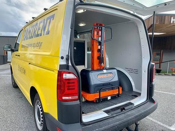 Klatrer Selv Truck 500 Kg - 2019