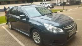 Subaru Legacy Saloon 2012 Model Fully Loaded for sale at KES 1,950,000