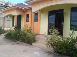 Double house for rent in kiira