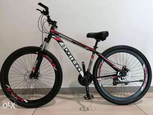 Band new mountain-alloy bikes 29 inch