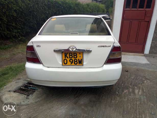 For sale Toyota nze really clean iam the second owner at 500 nego Ongata Rongai - image 6