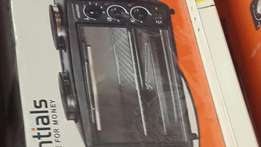 Portable stove 2 plate with oven