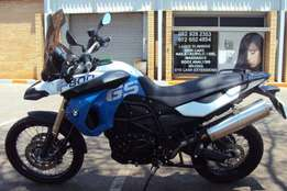 BMW GS 800 Blue for Sale