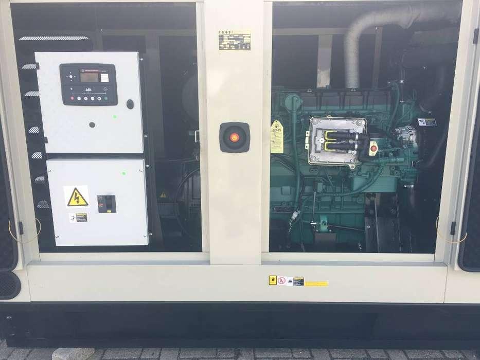 Volvo TAD734GE - 275 kVA Generator - DPX-17705 - 2019 - image 5
