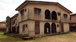 4numbers Of 3bedroom Flat At Baruwa Ipaja