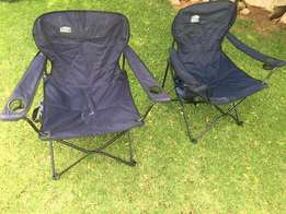 Campmaster CAMP CHAIRS (2)