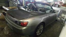 2003 honda S2000 stripping for spares