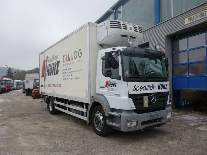 Mercedes-Benz 1823 LL LBW Thermo King - 2005