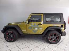 Billie Jeep Wrangler 3.8 V6