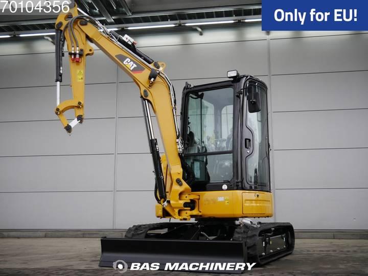 Caterpillar 303.5E CR New Unused - full warranty until 22-02-2021 par... - 2018