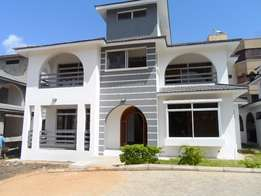 Executive 4 bedroom villa on sale at prime area of Nyali in gated comp