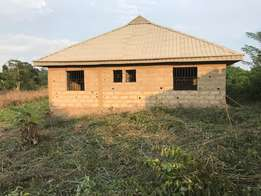 3bed room flat for sale at agunbelewo area