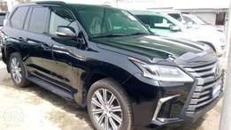 New 2017 Lexus LX570 Premium Edition SUV