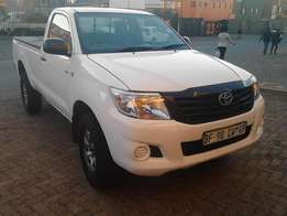 2011 toyota hilux D4D SINGLE CAB for sale