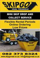 Skips for hire in Meyerton at Skipgo