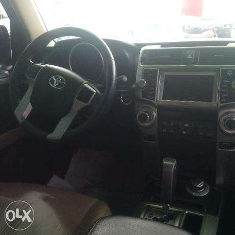 Toyota 4runner 2011 LIMITED.Thumb start. Direct tokunbo Apapa - image 5