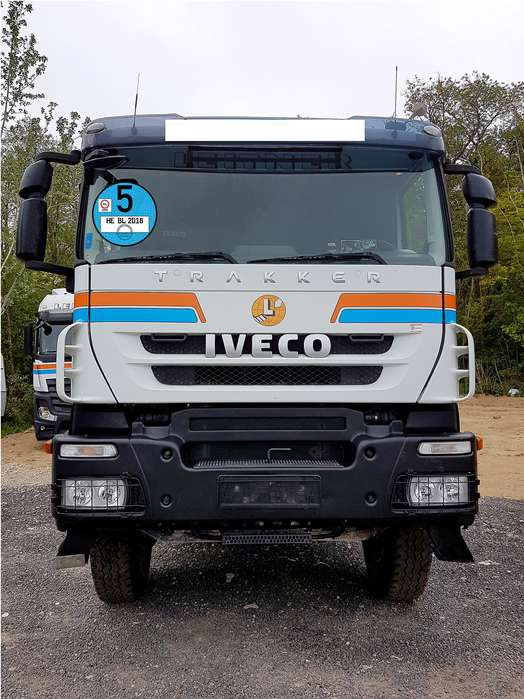 Iveco TRAKKER AT 400 T45 4x4 € 5 truck lorry - 2008