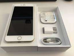 Brand new ap[ple Iphone 6s plus for sale in box