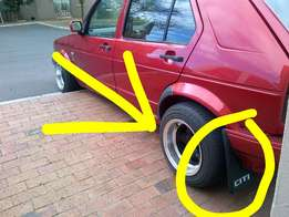 CITI golf mudflaps WANTED!