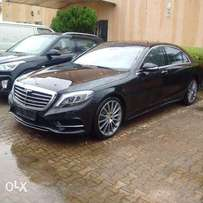 A Brand New 2017 Mercedes Benz S500 4matic for sale