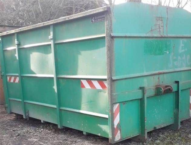 Andere City Abrollcontainer City Abrollcontainer ca. 17m³