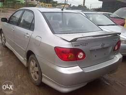 Ash toyota corolla for sale