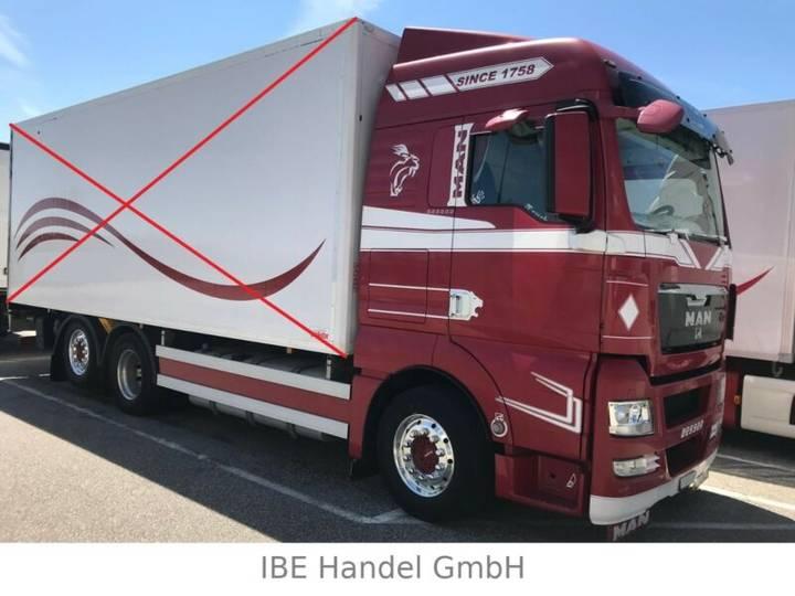 MAN TGX 26.480 6x2, E5, Fahrgestell - 2012