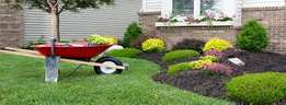 Gardening and garden maintenance