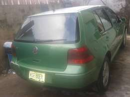 Golf 4 executive, in excellent condition