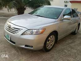 Carefully Driven Muscle Camry