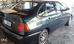 Polo Classic 1.8i fuel injection for sale!