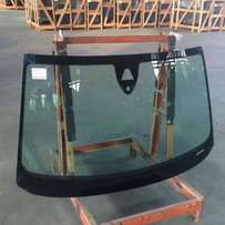 Benz windscreen