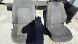 Golf 1 seats in good condition