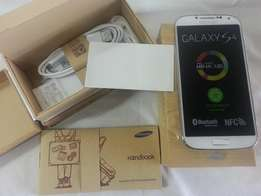Samsung S4 32GB In New condition