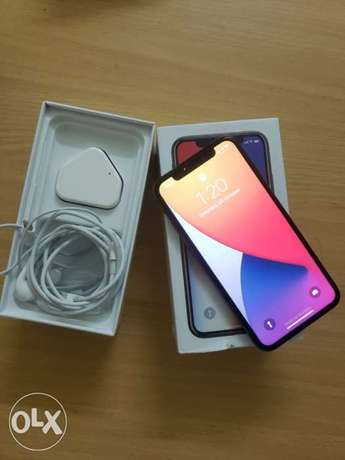 iPhone X 64gb with box and all accessories exchange possible