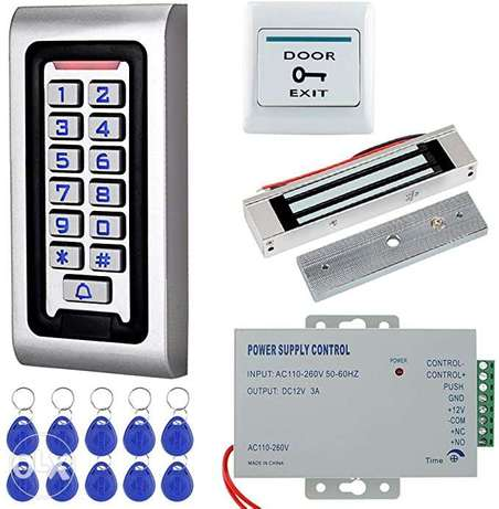 Access control. Sales and installation. Complete set